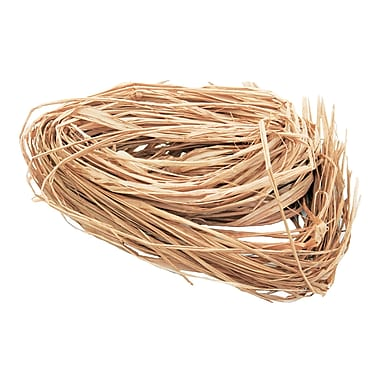 Super Moss 30020 Natural Raffia, 4 oz.