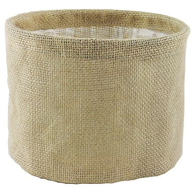 Syndicate Sales Inc 7784-24-9186 Round Burlap with Sewn In Liner, 7