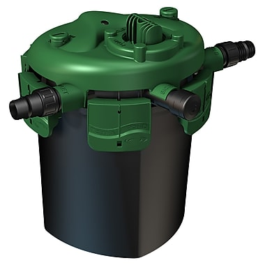 Tetra Pond 26566 BP1500UV Beaded Pressure Filter with UV, Small