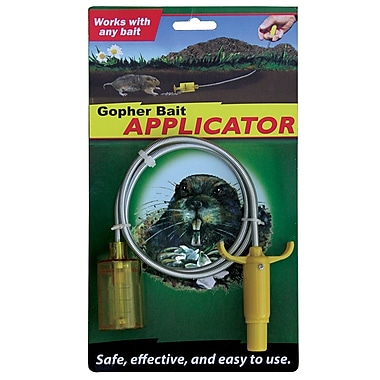 TGS The Gopher Snake GS36 Gopher and Rodent Bait Applicator