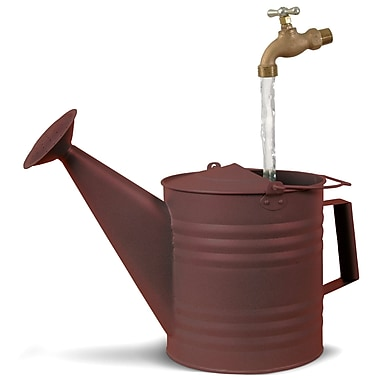 Universal Home & Garden NR-3 Fantasy Fountains New Rust Watering Can Fountain