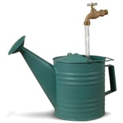Universal Home & Garden WC-5 Fantasy Fountains Weathered Copper Watering Can Fountain