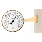 Conant Custom Brass T10LFB Dial Thermometer