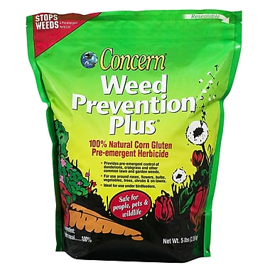 Concern 97181 5 lbs. Weed Prevention Plus