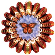 Iron Stop DA120-10 Butterfly Animated Wind Spinner
