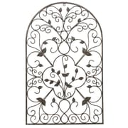 Gardman 8400 Antique Rust Spanish Wall Art