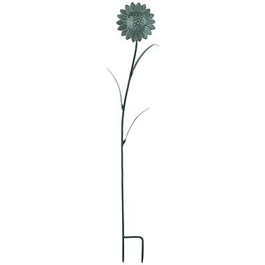 Gardman 8432 Garden Stake, Sunflower