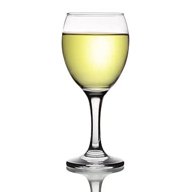 Chelsea Empire 8.25oz Wine, Clear