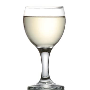Chelsea Mission 5.5oz Wine, Clear