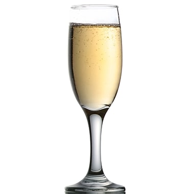 Chelsea Mission 6oz Champagne, Clear