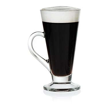 Ocean Coffee Service 8oz Irish Coffee, Clear