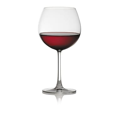 Ocean Madison 22oz Burgundy Glass, Clear