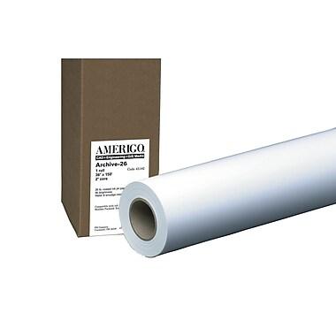 PM Company® Amerigo® Bond Inkjet Coated 95 Brightness 2