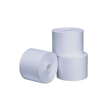 PM Company® Perfection® Paper Rolls, Teller Window/Financial, 3