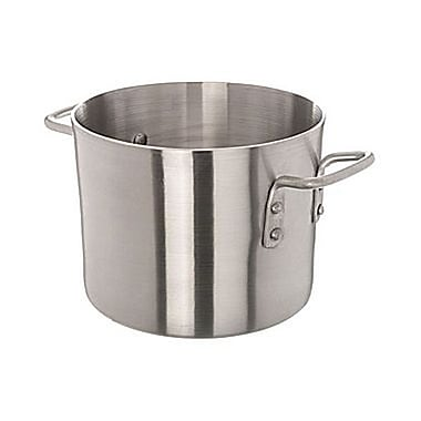 Browne 58 13108, 8 qt Aluminum Standard Weight Stock Pot