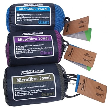 WillLand Outdoors Microfiber Travel Towel , 27