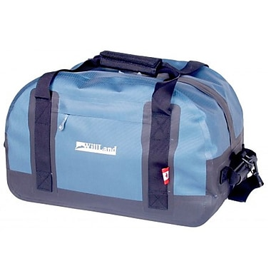 WillLand Outdoors Dry 35L Duffle Bag, Blue
