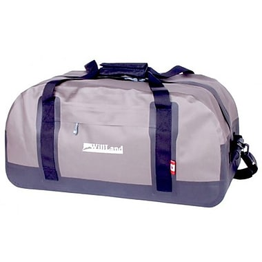 WillLand Outdoors Dry 50L Duffle Bag, Grey