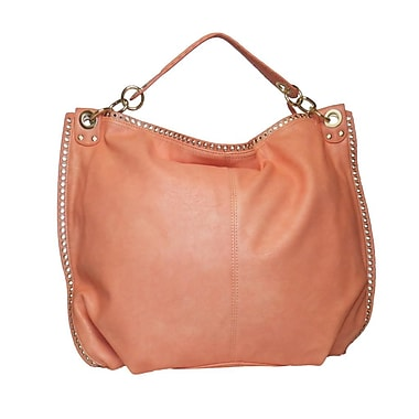 Lithyc Katrina Shoulder Hobo, Coral