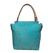 Lithyc Layla Shoulder Tote, Teal