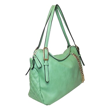 Lithyc Madsen Satchel, Green
