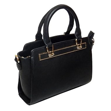 Lithyc Britt Adair Mini Satchel, Black