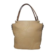 Lithyc Layla Shoulder Tote, Tan