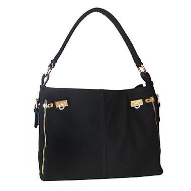 Lithyc Valene Shoulder Bag, Black