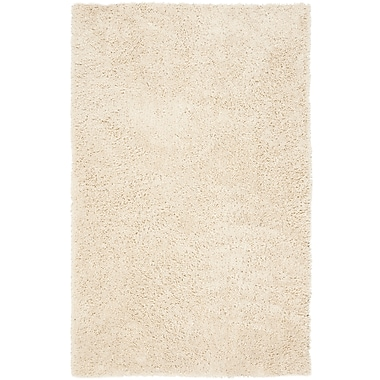 Safavieh Classic Ultra Shag Large Rectangle Area Rug, 7' 6