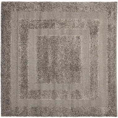 Safavieh Shadow Box Shag Square Area Rug, 6' 7