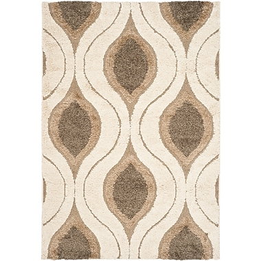 Safavieh Florida Joss Shag Medium Rectangle Area Rug, 5' 3
