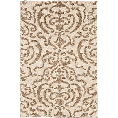 Safavieh 4' x 6' Florida Holly Shag Small Rectangle Area Rugs