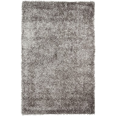 Safavieh New Orleans Shag Large Rectangle Area Rug, 8' x 10', Gray