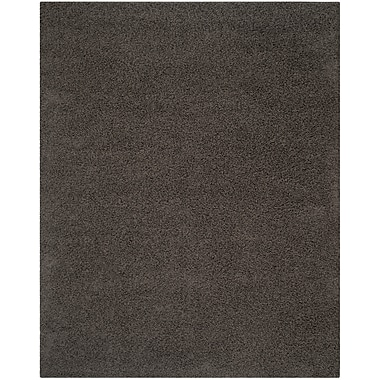 Safavieh Athens Shag Small Rectangle Area Rug, 4' x 6', Dark Gray