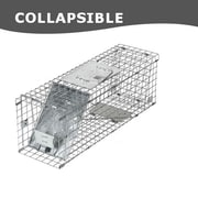 Havahart Cage Trap For Rabbit, Skunk, Mink, And Large Squirrels