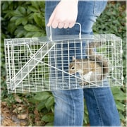 "Havahart Steel Small Professional Style One-Door Animal Trap 7"" X 7"""