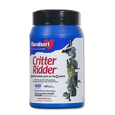 Havahart Critter Ridder Animal Repellent Granular Shaker