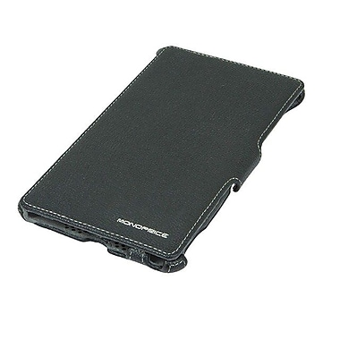 Monoprice® Duo Case and Stand For Google Nexus 7 (2013), Black