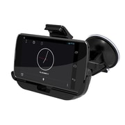 Monoprice® CaseDuo Car Mount Charger For LG Nexus 4, Black