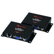 Monoprice® VGA/UXGA CAT5/RJ45 100m Extender Kit
