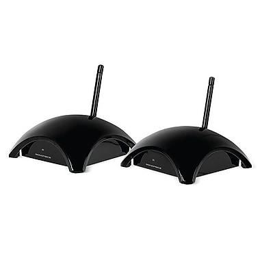 Monoprice® 328' Wireless Dual Band IR Remote Control Extender, Black