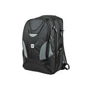 "Monoprice® 16"" Torx Laptop Backpack, Black"