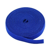 Monoprice® 3/4 x 5 yds. Hook & Loop Fastening Tape, Blue