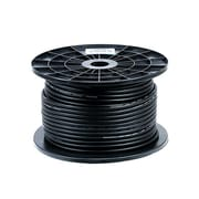 Monoprice® 250' 16AWG 8 mm Professional Microphone Bulk Cable, Black