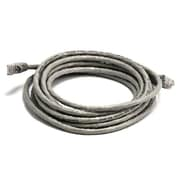 Monoprice® 14' 24AWG Cat5e UTP Ethernet Network Cable, Gray