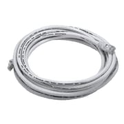 Monoprice® 14' 24AWG Cat5e UTP Ethernet Network Cable, White
