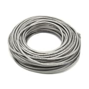 Monoprice® 100' 24AWG Cat5e UTP LC Male to Male Ethernet Network Cable, Gray