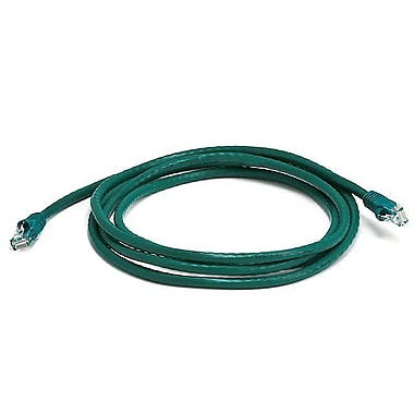 Monoprice 102140 7' CAT-5e Ethernet Network Cable, Green