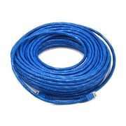 Monoprice® 75' 24AWG Cat5e UTP Ethernet Network Cable, Blue