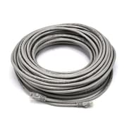 Monoprice® 75' 24AWG Cat6 UTP Ethernet Network Cable, Gray